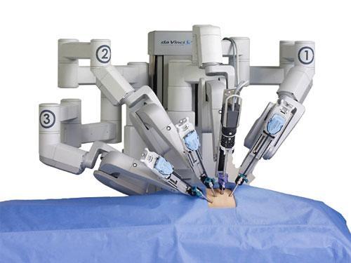 جراحة المناظير و الروبوتات